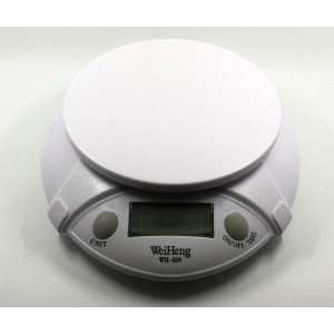 WH-B09 kuchynská váha do 7kg s miskou