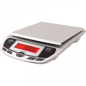 MyWeigh 3001P Stříbrná do 3000g / 1g